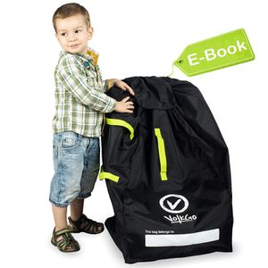 Durable Car Seat Travel Bag with E-Book for Sale in Wauconda, IL