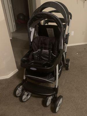 Graco Double Stroller Multi use for Sale in Dallas, TX