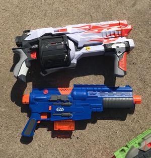 NERF. Get them before they are gone for Sale in Austin, TX