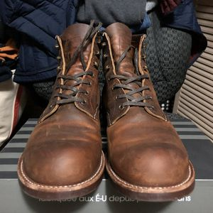 Red Wing Heritage Blacksmith 3343 Copper Rough And Tough Size 10D for Sale in Gaithersburg, MD
