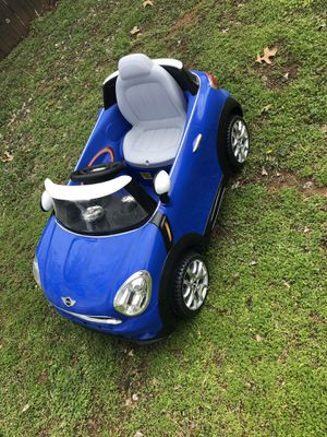 Mini Cooper Powerwheel for Sale in Euless, TX