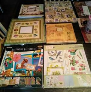 Scrapbooking Set for Sale in St. Peters, MO