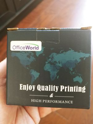 Hp printer ink for Sale in Myrtle Beach, SC