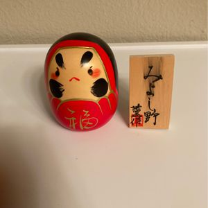Authentic Japanese Kokeshi Wooden Doll for Sale in Austin, TX