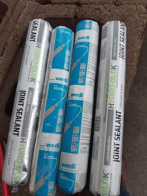 "Wedi glue ""joint selant"" for Sale in Black Diamond, WA"