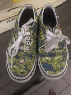 Vans Pixar toy story size 13 kids for Sale in Cudahy, CA