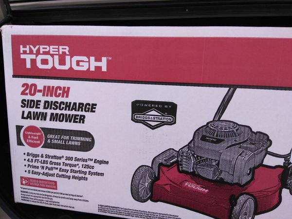 Hyper Tough 20 Inch Lawn Mower For Sale In San Antonio Tx