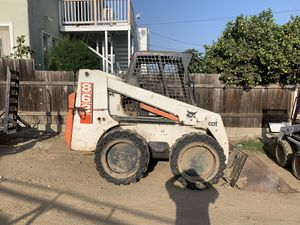 Bobcat 863and trailer for Sale in Long Beach, CA