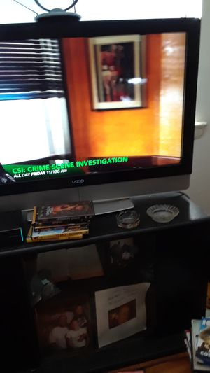 Tv,stand,dvd player, movie s for Sale in Alexandria, VA
