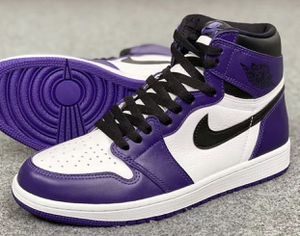 Jordan 1 court purple for Sale in Boston, MA