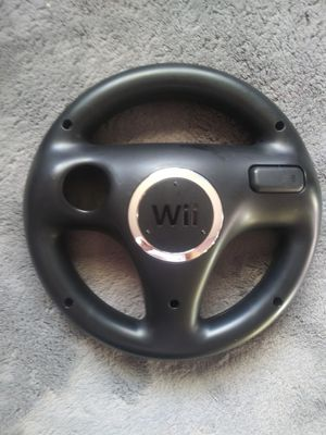Nintendo wii wheel for Sale in Stanton, CA