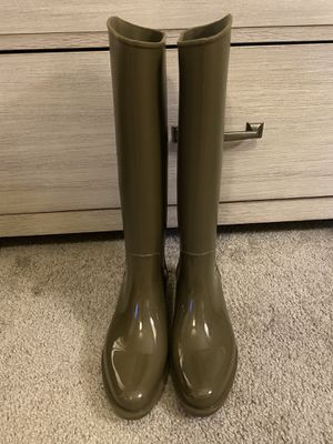Sam Edelman Knee High rain boots for Sale in Acworth, GA