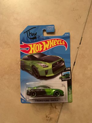 Tfox hot wheel gtr for Sale in Tamarac, FL