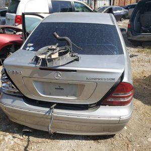 2004 Mercedes-Benz c230 kompressor For Parts for Sale in Dallas, TX