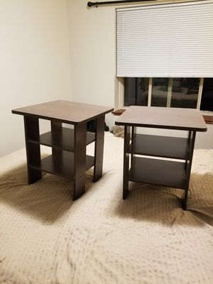 2 Side Tables / Nightstands for Sale in Denver, CO