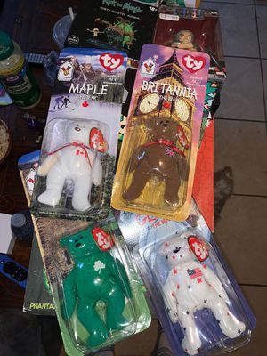 Ty Mc Donald's beanie babies for Sale in Los Angeles, CA