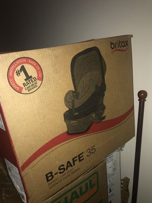 Bratax infant car seat for Sale in Washington, DC
