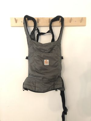 ERGObaby Travel Baby Carrier, Olive for Sale in Portland, OR