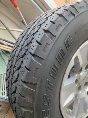 Chevy gmc rims for Sale in Perris, CA