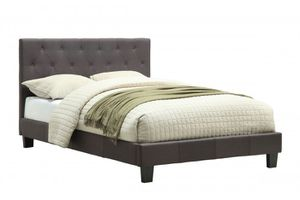 Brand new gray or biege king bed frame + king mattress for Sale in San Diego, CA