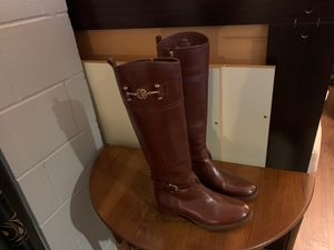 Real leather boots for Sale in Nashville, TN