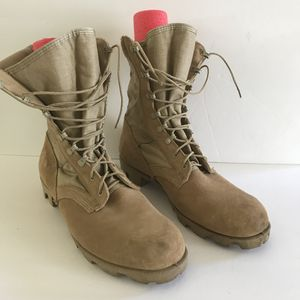 Vibram Military Combat Work Boots Mens Size 13 for Sale in Brentwood, NC
