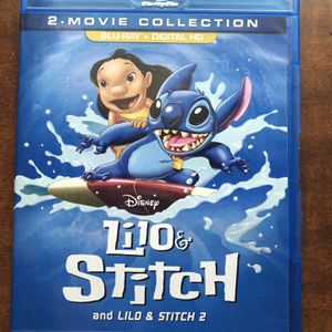 Disney Lilo & Stitch And Lilo & Stitch 2 Blu-ray CDs for Sale in Pittsburgh, PA