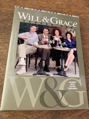 Will & Grace season 1 for Sale in Pico Rivera, CA