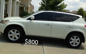 NO ACCIDENTS Nissan Murano 2003 for Sale in Baltimore, MD