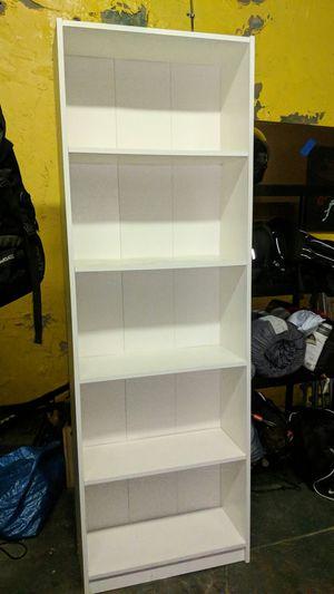 White Ikea Bookshelf for Sale in Philadelphia, PA