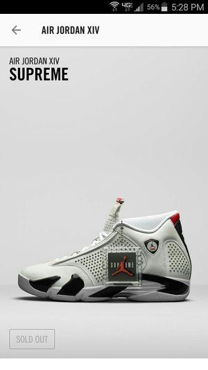 Nike Jordan Supreme for Sale in Tigard, OR