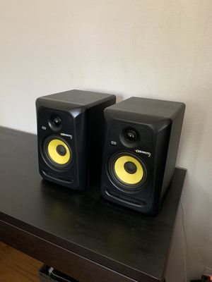 Rokit 5 Monitor/Speakers KRK for Sale in Gilroy, CA