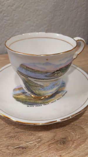 "Royal Stafford Bone China ""Great Falls, Montana"" pattern for Sale in Seattle, WA"