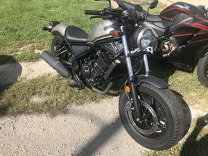2018 Honda Rebel 300 for Sale in Wathena, KS