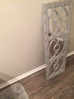 Rustic style mirror for Sale in San Jacinto, CA