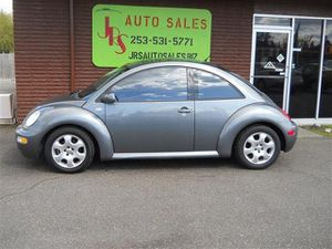 2003 Volkswagen New Beetle Coupe for Sale in Lakewood, WA