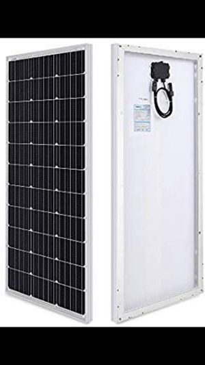 300 watts panel solar for Sale in Naples, FL