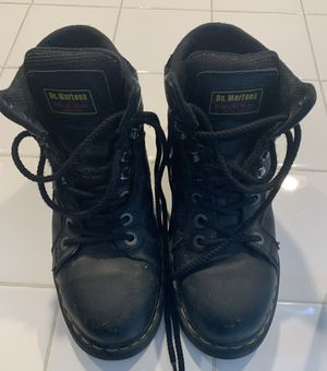 Women's Doc Martens Safety Boots for Sale in Murrysville, PA