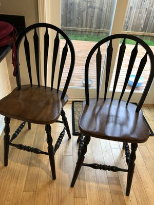 Wooden chairs for Sale in Everett, WA