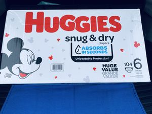 Huggies size 6. — $35 for Sale in Hawthorne, CA