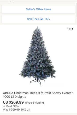 9ft Christmas tree for Sale in Pomona, CA