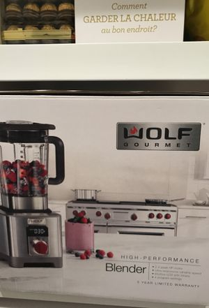 Wolf Blender for Sale in Los Angeles, CA