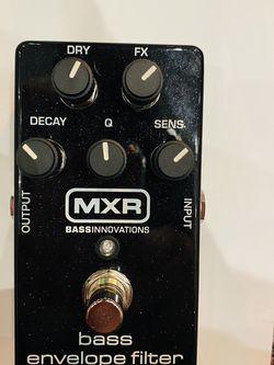 MXR Bass Envelope Filter for Sale in Lutz,  FL