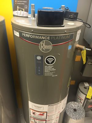 We are currently passing through Tenessee today this morning. If you are interested in purchasing a brand new hot water tank for a discounted price p for Sale in Knoxville, TN