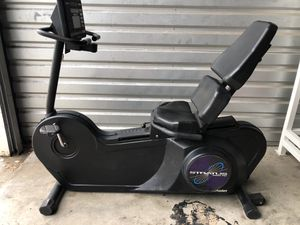 Stairmaster recumbent exercise bike for Sale in Oviedo, FL