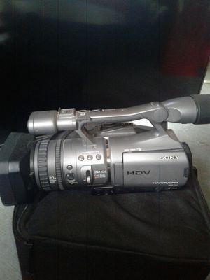 Sony video camera for Sale in Kingsburg, CA