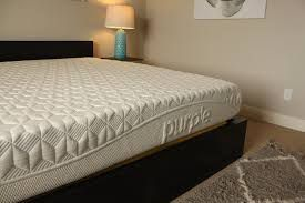 Twin extra-long purple brand mattress free box spring for Sale in Portland, OR