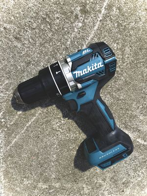 New Makita 18v LXT Brushless Hammer Drill Driver (Tool Only) for Sale in Modesto, CA