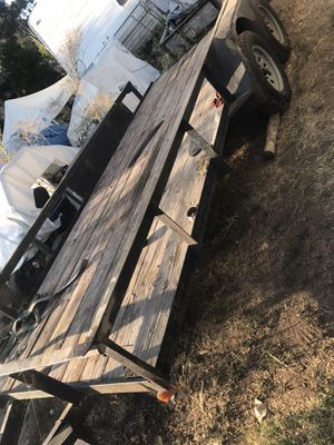 Car hauler trailer for Sale in Escondido, CA