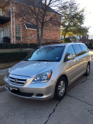 LOW MILEAGE 2007 Honda Odyssey-Leather/DVD for Sale in Irving, TX